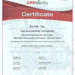 Ziv Pri-tal Advanced cariovascular life support