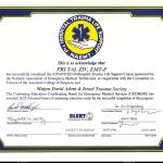 Advanced PreHospital trauma Life Support Course